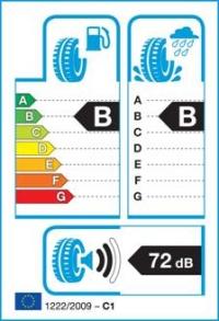 Tyre label