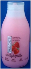 Shower and bath gel, wild strawberries