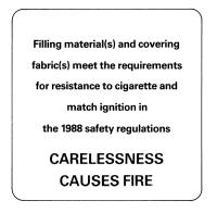 Carelessness causes fire