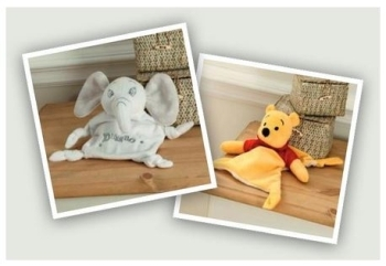 Dunelm Pooh and Dumbo