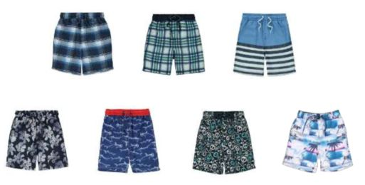 George swim shorts