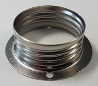 Pressed steel ring