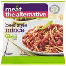 Meat the alternative