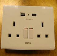 Wall socket 2